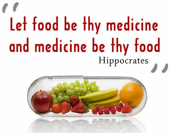 Using Food as Medicine to Prevent and Treat Various Health Conditions | Mails and Forwards