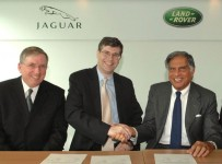 Tata Acquires Ford Jaguar