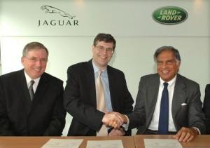 Tata Acquires Ford Jaguar