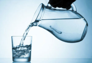 water therapy on empty stomach