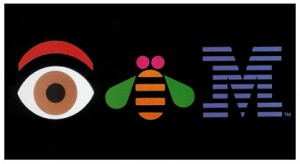 IBM internal event logo