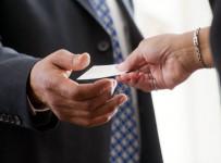 drug on business card