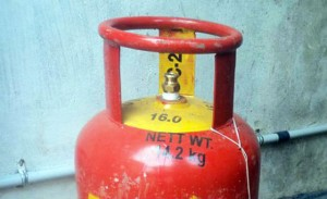 LPG gas cylinder expiry date