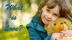 what is love to children